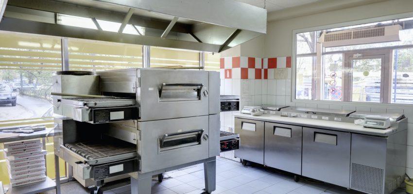 Pizzeria Kitchen